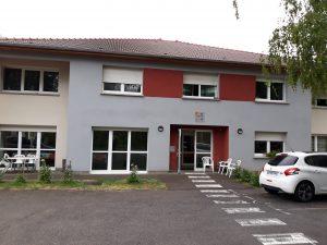 "La pension de famille "" La villa"" de FORBACH ouverte en 2010."